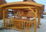 Buy Or Sell Wood Kiosk - Gazebo - Fir  Kiosk - Gazebo Romania
