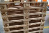 Palettes EPAL directement depuis le plus grand producteur en Pologne