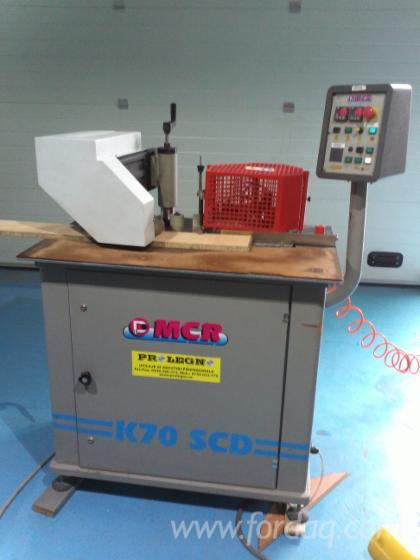 Vendo macchine per incollare tavole di legno mcr k70 scd - Vendita tavole di legno ...