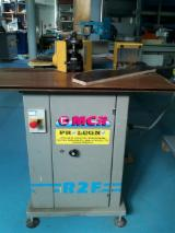 MCR Woodworking Machinery - Used MCR R2F 2002 Boring Machines, Mortising Machines And Lathes