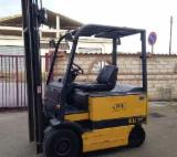 Used 1st Transformation & Woodworking Machinery Romania - Transport/ Sorting/ Storage, Front Stacker, om italia
