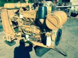 Used Forest Harvesting Equipment - Others, Ersatzteile, Caterpillar Motor D 3406 mit Anbauteilen