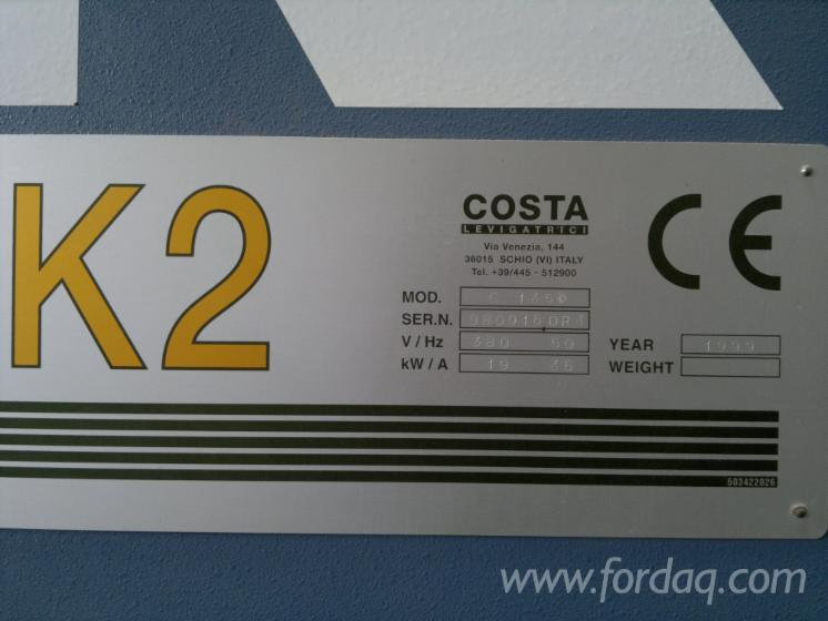 COSTA-K2-C-1350-MATTING-WIDE-BELT