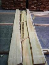 Softwood  Unedged Timber - Flitches - Boules For Sale - Joinery Pine Boules 28-65 mm