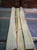 Nadelholz  Blockware, Unbesäumtes Holz Tschechische Republik - Tischlerware, umbesäumte Ware für Elemente Kiefer