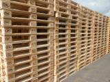 Wholesale Wood New Spruce Picea Abies - Whitewood - EURO EPAL PALLETS