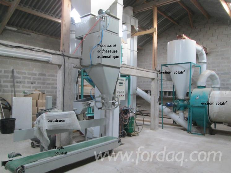 Wood-pellet-manufacturing-chain-in