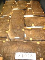 Rotary Cut Veneer Walnut American Black For Sale - Walnut (American Black), Rotary cut, burly