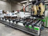 Fordaq wood market CNC Plants, CNC Center, Biesse