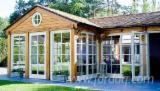 Case Din Lemn - Structuri Din Lemn Pt. Case  Molid - casa de lemn