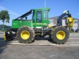 Used Forest Harvesting Equipment - JOHN DEERE 548G III for sale