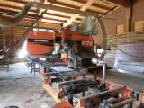 Used 1st Transformation & Woodworking Machinery - Saws, Log Band Saw Horizontal,  WOOD-MIZER