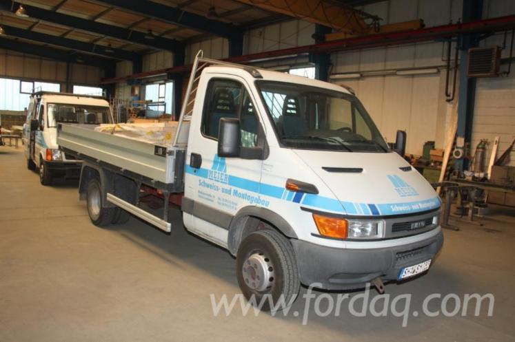 For Sale Transporter Platform Iveco Daily