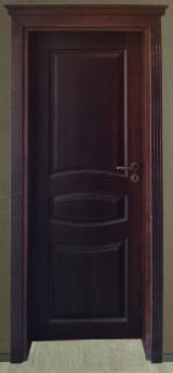 Doors, Windows, Stairs Spruce Picea Abies - Whitewood - Solid wood interior door IVM001