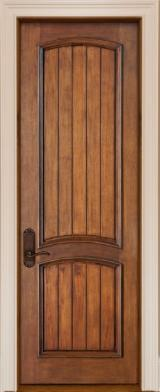 Doors, Windows, Stairs Spruce Picea Abies - Whitewood - Solid wood interior door IVM002