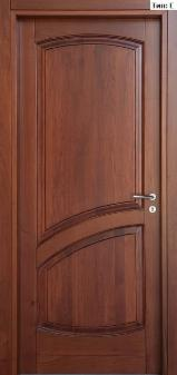 Doors, Windows, Stairs Spruce Picea Abies - Whitewood - Solid wood interior door IVM003