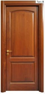 Doors, Windows, Stairs Spruce Picea Abies - Whitewood - Solid wood interior door IVM006