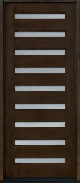 Doors, Windows, Stairs Spruce Picea Abies - Whitewood - Solid wood interior door IVM009