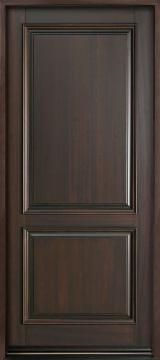 Doors, Windows, Stairs Oak European - Solid wood interior door IVM013