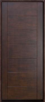Doors, Windows, Stairs Oak European - Solid wood interior door IVM014
