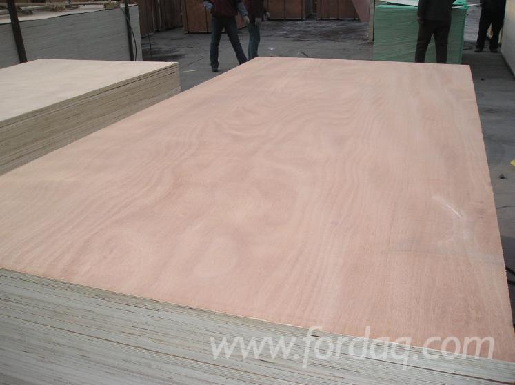 okoume-plywood