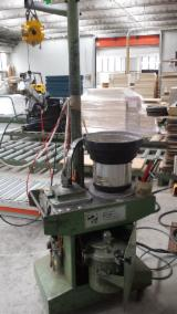 Used 1st Transformation & Woodworking Machinery For Sale - Manual Thorns Inserter Brand 2BR Mod. GLS