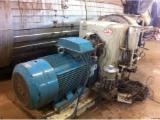 Used 1st transformation & woodworking machinery   - Fordaq Online market CPM granulation line