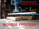 Maszyny do Obróbki Drewna dostawa - Stacja Układania MOUSSE PROCESS Nowe Francja