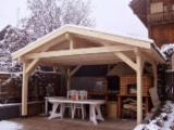 Europe Garden Products - Spruce  Pergola - Arbour from Romania