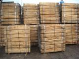 Acacia Hardwood Logs - 33 x 33 x1250 mm----30 x30 x1000 mm mm Acacia  Conical Shaped Round Wood from Romania