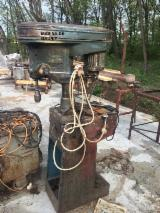 Drilling - Boring - Dowelling - Turning, Boring Unit, Home-Made