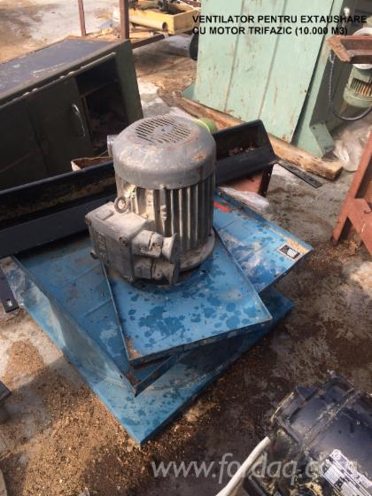 Used home made dust extraction facility for sale romania for Home made product for sale