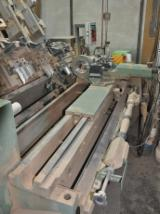Used Woodworking Machinery  - Fordaq Online market Rounding turning lathe