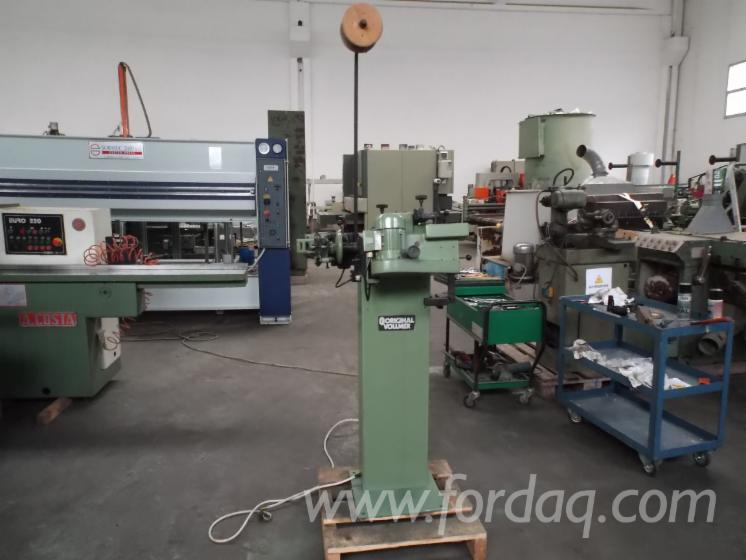 Used-1985-VOLLMER-CV-10-1U-Sharpening-Machine-in
