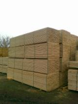 Pallet lumber - 80.0 - 150.0 m3 per month, All coniferous, Romania, Gorj