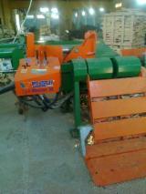 Used Forest Harvesting Equipment - Chipper - Cleaver - Debarker, Wood Splitter, POSCH