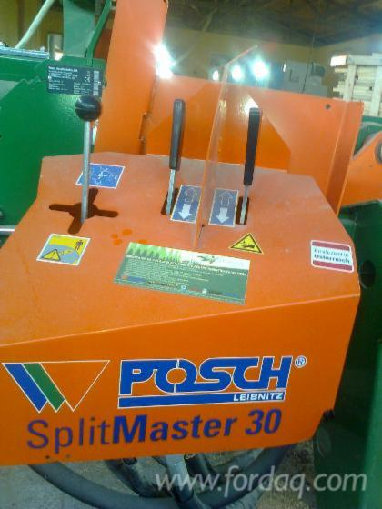 Posch wood splitter for sale in romania for Splitmaster