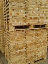 Hardwood  Sawn Timber - Lumber - Planed Timber Beech Europe - Squares, Beech (Europe)