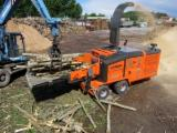 New Forest Harvesting Equipment - Chipper - Cleaver - Debarker, Hogger, Gandini