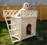 Find best timber supplies on Fordaq - SC FRAGETICO GROUP SRL - Fir Dog House Romania