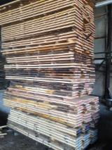 Unedged Hardwood Timber - Cherry (European Wild) Loose from Romania, Arad