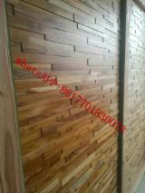 Mouldings - Profiled Timber - solid wood wall panels