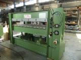 Used 1st Transformation & Woodworking Machinery For Sale - HYDRAULIC PRESS BRAND COLOMBO