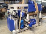 Used 1st Transformation & Woodworking Machinery For Sale - PLANER FOR BEAMS BRAND PAOLETTI MOD. PHT 500