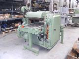 Used Woodworking Machinery  Supplies Italy PLANER WITH MOBILE PLAN BRAND KUPFERMUHLE