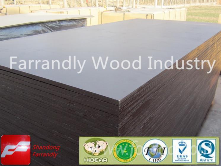 12mm-Waterproof-WBP-Phenolic-Glue-Hardwood-Red-Film-Faced-shuttering-plywood-concrete-formwork