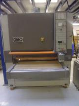 Used 1st transformation & woodworking machinery   Supplies Italy For sale: Wide Belt Sander - DMC Symbol 130