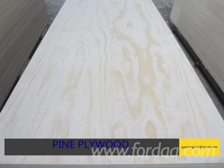 Pine-plywood--C-C-grade-Poplar-Core