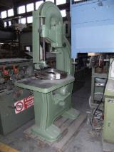 Buy Or Sell Used Wood Log Band Saw Vertical - BAND SAW BRAND CENTAURO MOD. 700