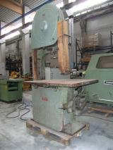 Buy Or Sell Used Wood Log Band Saw Vertical - BAND SAW BRAND SIGMAR